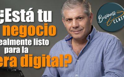 Integra tu negocio a la era digital
